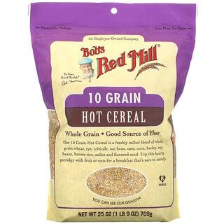 Bob's Red Mill, 10 Grain Hot Cereal, Whole Grain, 25 oz (709 g)