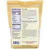 Bob's Red Mill, Organic Buckwheat Flour, Whole Grain, 22 oz (624 g)