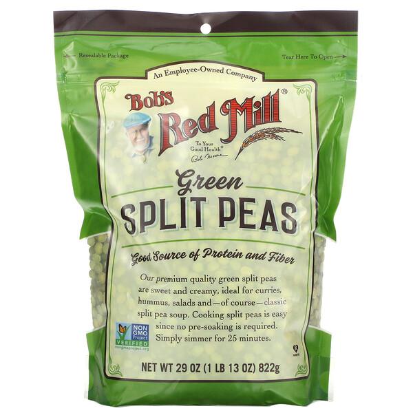 Green Split Peas, 29 oz (822 g)