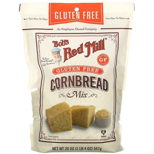 Cornbread Mix, Gluten Free, 20 oz (567 g)
