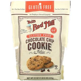 Bob's Red Mill, Chocolate Chip Cookie Mix, Gluten Free, 22 oz (624 g)