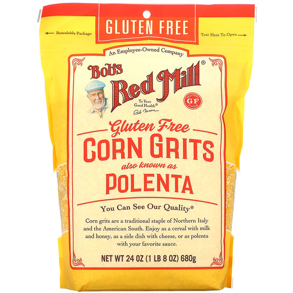 Corn Grits, 24 oz ( 680 g)