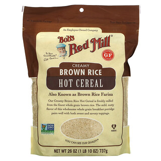 Bob's Red Mill, Creamy Brown Rice Hot Cereal, 26 oz ( 737 g)