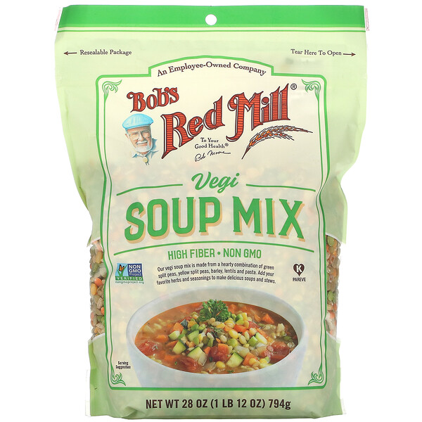 Vegi Soup Mix, 28 oz ( 794 g)