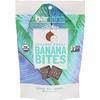 Barnana, Organic Chewy Banana Bites, Coconut, 3.5 oz (100 g)