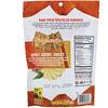 Barnana, Turrón de banana crujiente orgánico, galleta de jengibre, 3.5 oz (100 g)