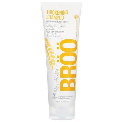 Thickening Shampoo, 8.5 oz