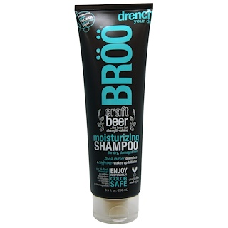 BRöö, Moisturizing Shampoo, Hop Flower, 8.5 fl oz (250 ml)