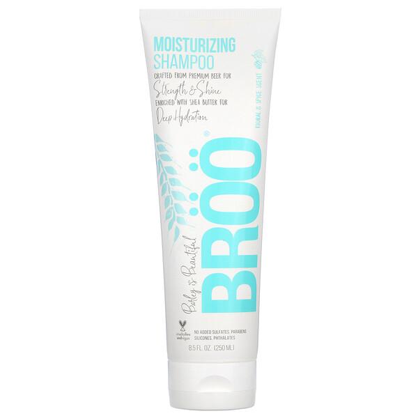 Moisturizing Shampoo, Floral & Spice Scent, 8.5 fl oz (250 ml)