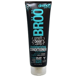 BRöö, Moisturizing Conditioner、Hop Flower、8.5 fl oz (250 ml)