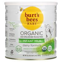 Burt's Bees, Baby, Organic Infant Formula With Iron, Infant Milk, 0-12 Months, 23.2 oz (658 g)