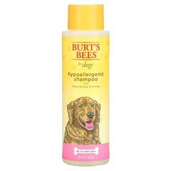 Burt's Bees, 犬用低致敏性洗髮水,含乳木果油和蜂蜜,16 液量盎司(473 毫升)