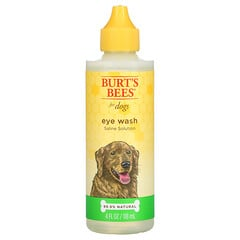 Burt's Bees, 犬用洗眼液,4 液量盎司(118 毫升)