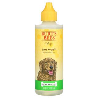 Burt's Bees, Eye Wash for Dogs, 4 fl oz (118 ml)