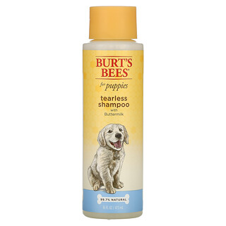 Burt's Bees, Tearless Shampoo for Puppies with Buttermilk, 16 fl oz (473 ml)