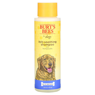Burt's Bees, Itch-Soothing Shampoo for Dogs with Honeysuckle, 16 fl oz (473 ml)