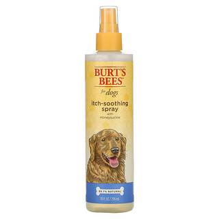 Burt's Bees, Itch-Soothing Spray for Dogs with Honeysuckle, 10 fl oz (296 ml)