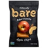Bare Snacks, Naturally Baked Crunchy, Apple Chips, Cinnamon, 1.7 oz (48 g)