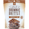 Sheila G's, Brownie Brittle, Gluten-Free, Chocolate Chip, 5 oz (142 g)