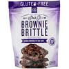 Sheila G's, Brownie Brittle(ブラウニーブリトル)、グルテンフリー、ダークチョコレート シーソルト、142g(5オンス)