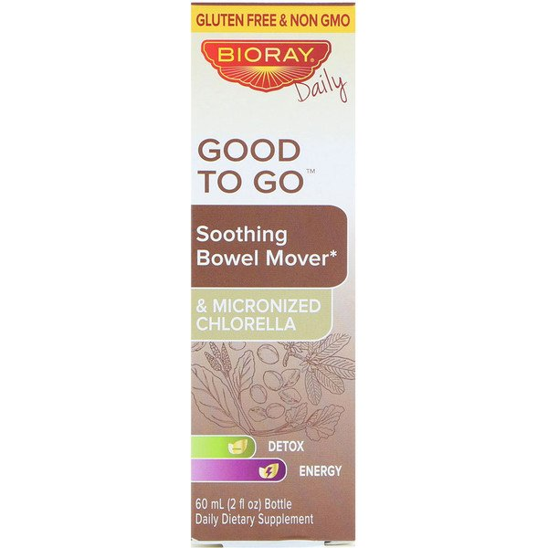 Good To Go, Soothing Bowel Mover, 2 fl oz (60 ml)