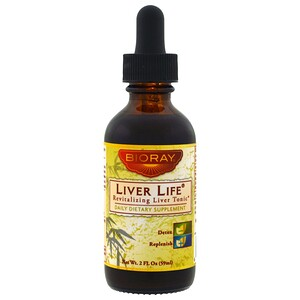 Баорэй, Liver Life, Revitalizing Liver Tonic , 2 fl oz (59 ml) отзывы