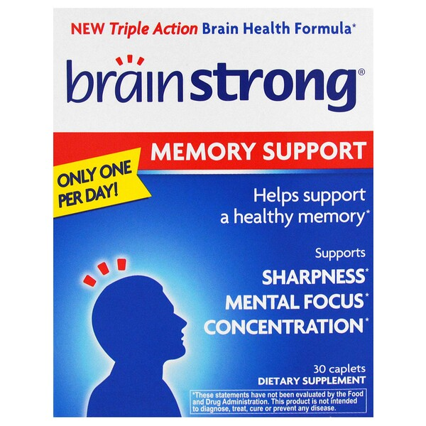 Memory Support, 30 Caplets