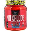 BSN, N.O.-Xplode, Legendary Pre-Workout, Blue Raz, 1.22 lbs (555 g)