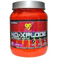 N.O.-Xplode, предварительное зажигание, виноград, 2,45 фунтов (1,11 кг) - фото