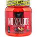 N.O.-Xplode, легендарное предтренировочное средство, фруктовый пунш, 1,2 фунта (546 г) - изображение