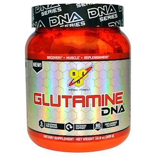 BSN, DNA Series, Glutamine DNA, sin sabor, 10,9 onzas (309 gramos)