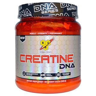 BSN, Creatine DNA, Unflavored, 10.9 oz (309 g)