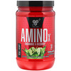 BSN, Amino X, Effervescent BCAA Formula, Green Apple, 15.3 oz (435 g)