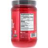 BSN, AminoX, fórmula AACR, sin cafeína, frambuesa azul, 15,3 oz (435 g)