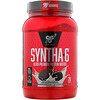 BSN, Syntha-6, Protein Powder Drink Mix, Cookies and Cream, 2.91 lbs (1.32 kg)