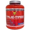 BSN, True Mass, Ultra Premium Protein/Carb Matrix, Vanilla Ice Cream, 5.82 lbs (2.64 kg)