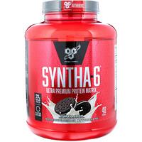 Syntha-6, заменитель пищи / добавка, печенье и сливки, 5,04 фунта (2,29 кг) - фото