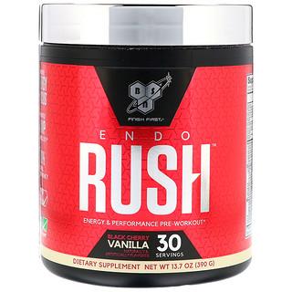 BSN, Eendorush, Pre-Workout, Black Cherry Vanilla, 13.7 oz (390 g)