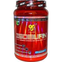 Isoburn, Комплекс изолята сывороточного белка для усиления метаболизма со вкусом ванильного мороженного, 1,32 фунта (600 г) - фото