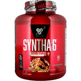 BSN, Syntha-6, Cold Stone Creamery, Germanchokolatekake, 4.56 lb (2.07 kg)