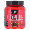 BSN, N.O.-Xplode, Legendary Pre-Workout, Scorched Cherry, 1.26 lb (570 g)