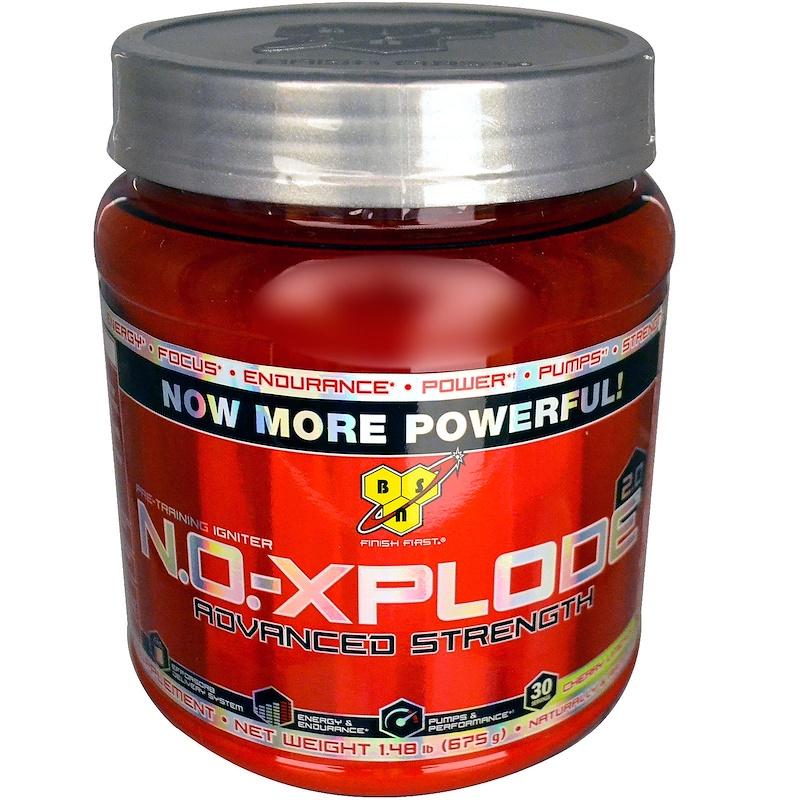 N.O.-Xplode 2.0, Pre-Training Igniter, Cherry Limeade, 1.48 lb (675 g)