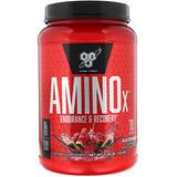 Отзывы о BSN, AminoX, Endurance & Recovery, Non-Caffeinated, Watermelon, 2.24 lb (1.02 kg)