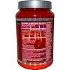 BSN, Amino-X, выносливость и восстановление, декофеиновый, дыня, 2,23 фунтов (1.01 кг)