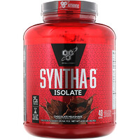 Syntha-6 Isolate, Protein Powder Drink Mix, Chocolate Milkshake, 4.02 lbs (1.82 kg) - фото