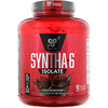 BSN, Syntha-6 Isolate, Protein Powder Drink Mix, Chocolate Milkshake, 4.02 lb (1.82 kg)