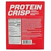 BSN, Protein Crisp, Packed Prtein Bar, Salted Toffee Pretzel, 12 Bars, 2.01 oz (57 g)