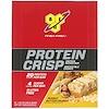 BSN, Protein Crisp, с хрустом и вкусом арахисового масла, 12 батончиков, 1,97 унц. (56 г) каждый