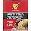 BSN, Protein Crisp, со вкусом кофе мокко латте, 12 батончиков, 1,98 унц. (56 г.) каждый