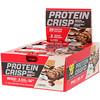 BSN, Protein Crisp, S'mores Flavor, knusprige Proteinriegel, 12 Riegel, 1,98 oz (56 g) pro Riegel